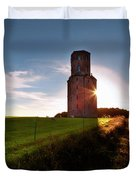 Horton Tower - England Duvet Cover