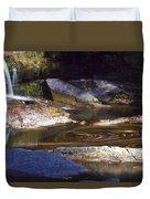 Waterfall Swirl Duvet Cover