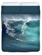 Jaws Wave Duvet Cover