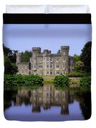 Johnstown Castle, Co Wexford, Ireland Duvet Cover