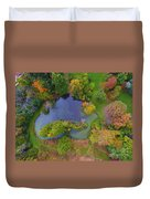 Kingwood Center Gardens Duvet Cover