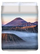 Mount Bromo - Java Duvet Cover