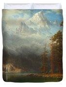 Mount Corcoran Duvet Cover