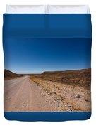 Namibia Road Duvet Cover