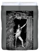 Nude Art Photography By Mary Bassett Duvet Cover