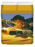 Original Star Wars Art Duvet Cover