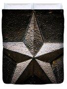 5-pointed Star Duvet Cover