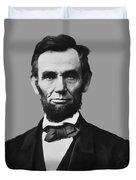 President Lincoln Duvet Cover
