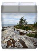 Sammo Island Duvet Cover