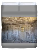 Show Low Jail Duvet Cover