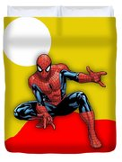 Spiderman Collection Duvet Cover