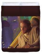 Star Wars 3 Art Duvet Cover