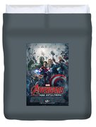 The Avengers Age Of Ultron 2015  Duvet Cover