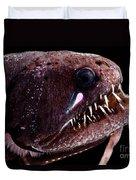 Threadfin Dragonfish Duvet Cover