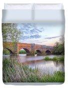 White Mill - England Duvet Cover