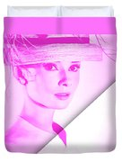 Audrey Hepburn Collection Duvet Cover