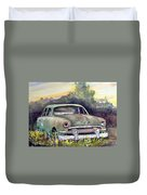 51 Ford Duvet Cover