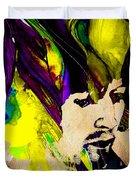 Eric Clapton Collection Duvet Cover