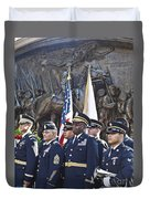 54th Regiment Bos2015_183 Duvet Cover