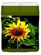 Love Flowers Duvet Cover