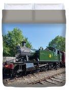 5542 At Shenton Duvet Cover