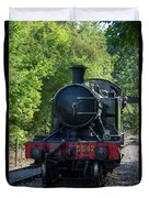 5542 On The The Points Duvet Cover