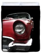 57 T-bird Duvet Cover