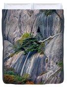 5786- Yellow Mountains  Duvet Cover