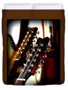 5796-001 Washburn - Guitar Duvet Cover