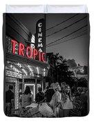 5828- Tropic Theater Duvet Cover