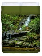 North Carolina Fall Colors Duvet Cover