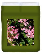 Love Flowers Duvet Cover