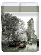 5th Avenue Odyssey  Duvet Cover