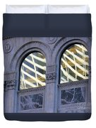 5th Avenue Reflections Duvet Cover