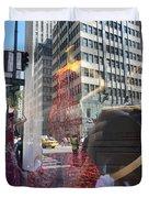 5th Avenue Duvet Cover