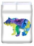 Bear Cub Duvet Cover