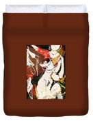 Bihu Dance Duvet Cover