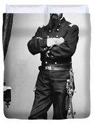 Civil War: Union Soldier Duvet Cover
