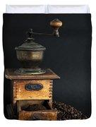 Coffee Duvet Cover