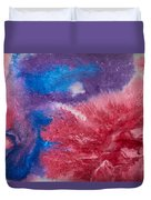 Color Abstracts Duvet Cover