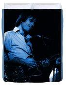 #6 Enhanced In Blue Duvet Cover