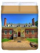 George Mason's Gunston Hall Duvet Cover