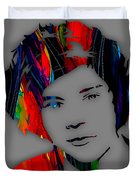 Harry Styles Collection Duvet Cover