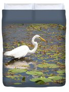 Knee Deep Duvet Cover