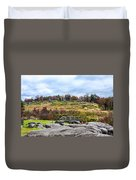 Little Round Top Duvet Cover