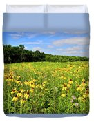 Marengo Ridge Wildflowers Duvet Cover