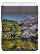 Nara Japan Duvet Cover