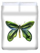 6 Queen Alexandra Butterfly Duvet Cover