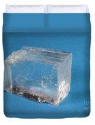 Rock Salt Duvet Cover