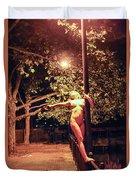 Satine Spark Duvet Cover